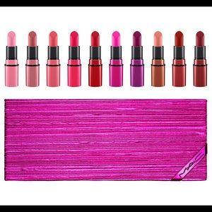Mac limited edition lip kit